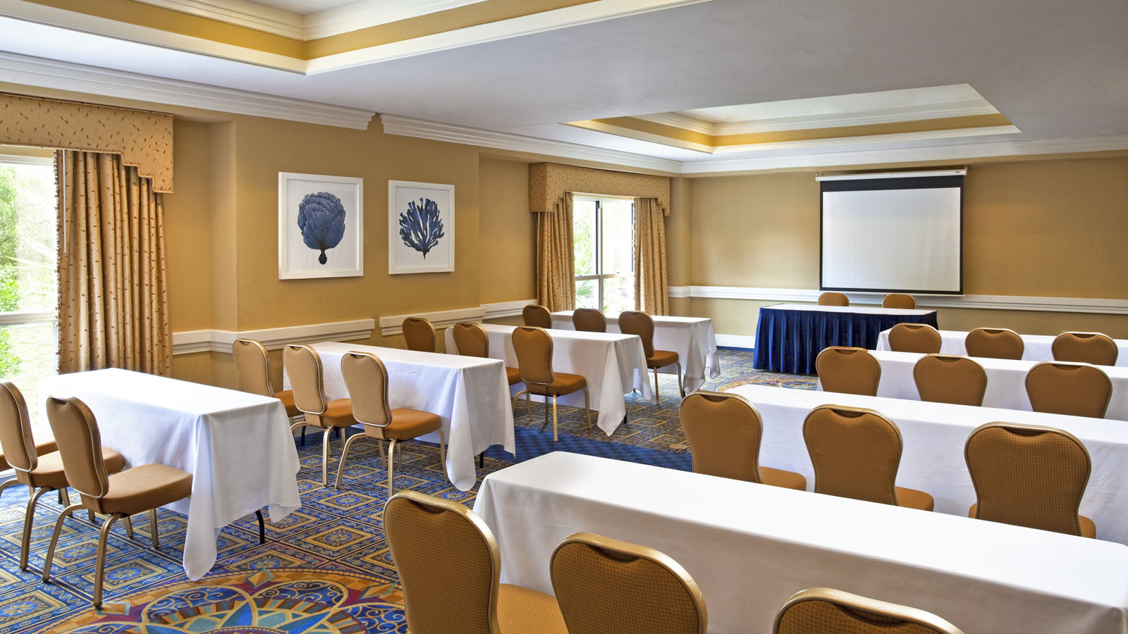Sheraton Suites Key West - Meeting Space - Hemingway Room