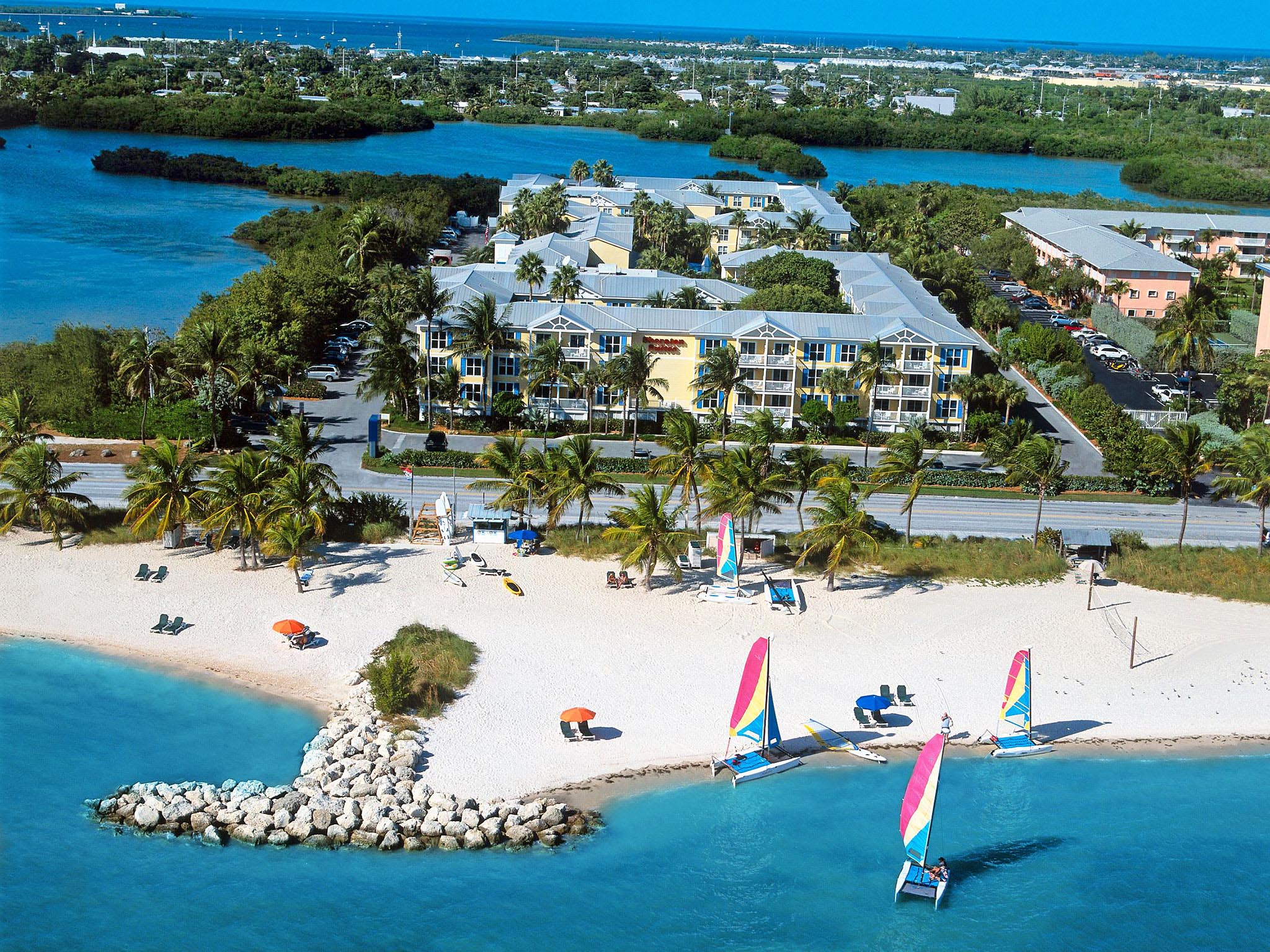 key west beachfront hotels | sheraton suites key west